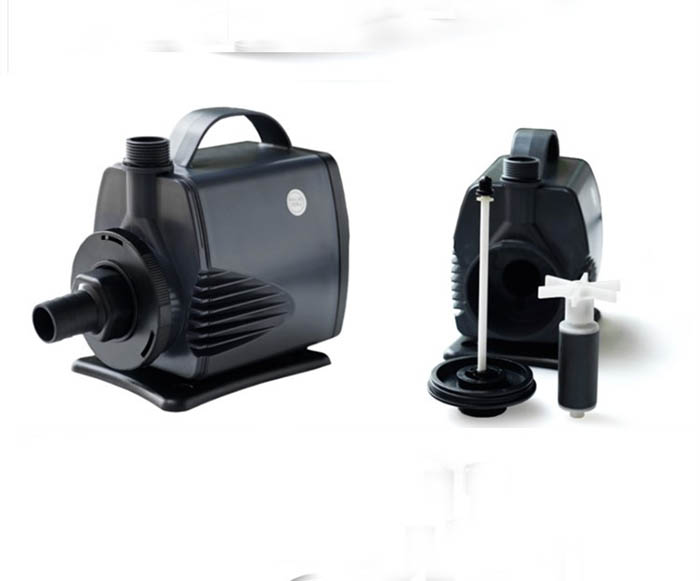 Garden Decoration Submersible 2 In 1 Small Water Fountain Pump