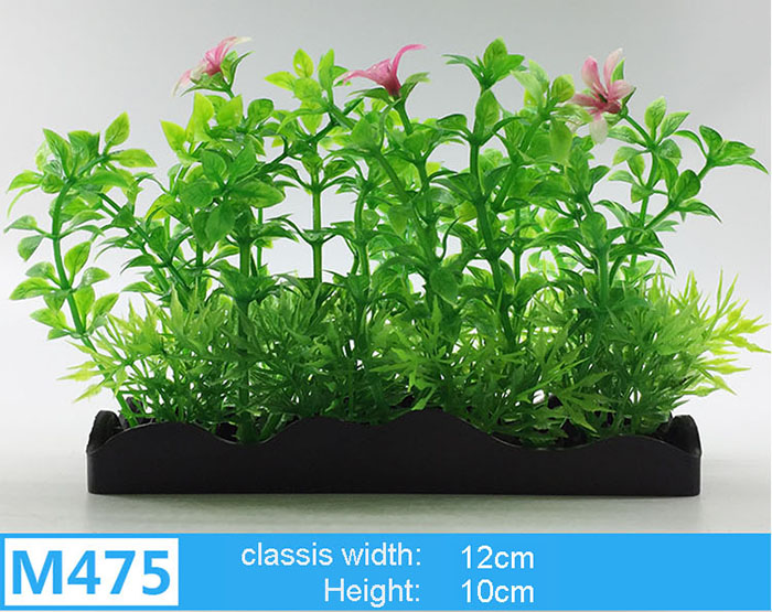 Factory Price Cheap 4Inch 8Inch Artificial Plants And Flowers